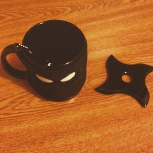 A mug fit for a ninja!